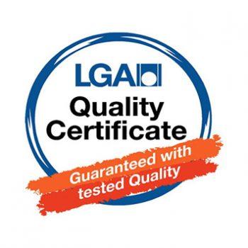 LGA Quality Certificate